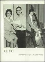 1963 Northfield High School Yearbook Page 52 & 53