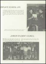 1963 Northfield High School Yearbook Page 54 & 55