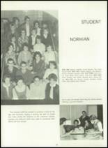 1963 Northfield High School Yearbook Page 56 & 57