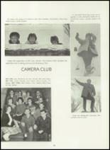 1963 Northfield High School Yearbook Page 62 & 63