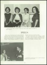 1963 Northfield High School Yearbook Page 66 & 67
