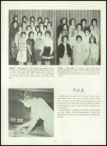1963 Northfield High School Yearbook Page 74 & 75