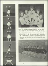1963 Northfield High School Yearbook Page 84 & 85