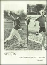 1963 Northfield High School Yearbook Page 86 & 87
