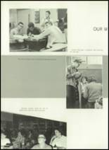 1963 Northfield High School Yearbook Page 110 & 111