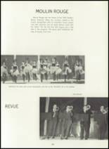 1963 Northfield High School Yearbook Page 112 & 113