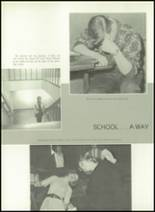 1963 Northfield High School Yearbook Page 114 & 115