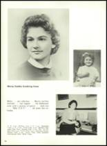 1959 Ravenhill Academy Yearbook Page 20 & 21