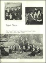 1959 Ravenhill Academy Yearbook Page 40 & 41