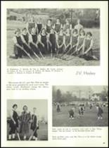 1959 Ravenhill Academy Yearbook Page 52 & 53