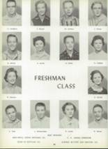 1957 Deer Creek-Lamont High School Yearbook Page 44 & 45