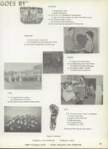 1957 Deer Creek-Lamont High School Yearbook Page 46 & 47