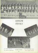 1957 Deer Creek-Lamont High School Yearbook Page 96 & 97