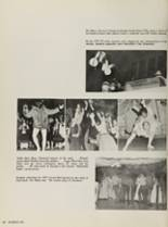1972 Tascosa High School Yearbook Page 32 & 33