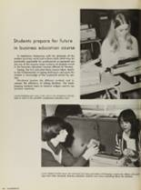 1972 Tascosa High School Yearbook Page 50 & 51