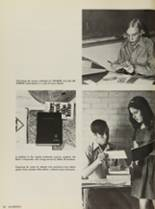 1972 Tascosa High School Yearbook Page 54 & 55