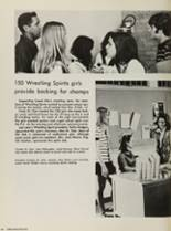 1972 Tascosa High School Yearbook Page 68 & 69