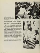 1972 Tascosa High School Yearbook Page 78 & 79