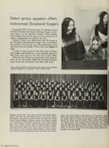 1972 Tascosa High School Yearbook Page 100 & 101