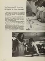 1972 Tascosa High School Yearbook Page 116 & 117