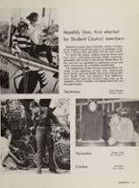 1972 Tascosa High School Yearbook Page 122 & 123