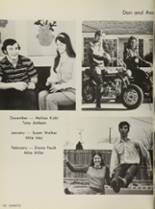 1972 Tascosa High School Yearbook Page 124 & 125