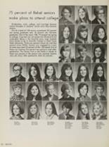 1972 Tascosa High School Yearbook Page 188 & 189