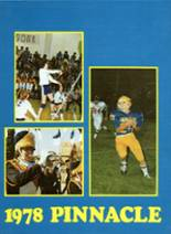 1978 Yearbook Carmel High School