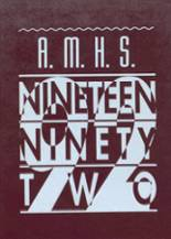 1992 Yearbook Arlington Memorial High School