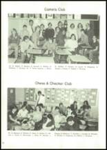 1972 Abbott Technical High School Yearbook Page 108 & 109