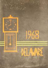 1968 Yearbook Delaware Valley High School