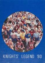 1980 Yearbook Vanguard High School