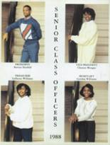 1988 Corliss High School Yearbook Page 16 & 17