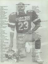 1988 Corliss High School Yearbook Page 42 & 43