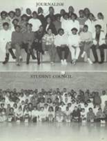 1988 Corliss High School Yearbook Page 86 & 87