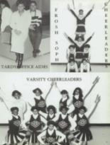 1988 Corliss High School Yearbook Page 100 & 101