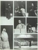 1988 Corliss High School Yearbook Page 126 & 127