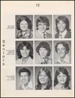 1979 Cave Springs High School Yearbook Page 16 & 17