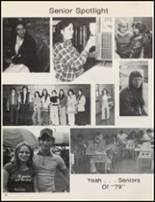 1979 Cave Springs High School Yearbook Page 20 & 21
