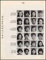 1979 Cave Springs High School Yearbook Page 26 & 27