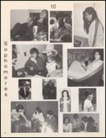1979 Cave Springs High School Yearbook Page 28 & 29