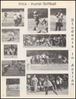 1979 Cave Springs High School Yearbook Page 42 & 43