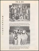 1979 Cave Springs High School Yearbook Page 60 & 61