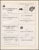 1979 Cave Springs High School Yearbook Page 100 & 101