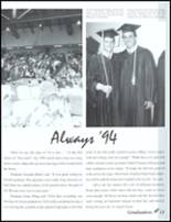 1995 Danville High School Yearbook Page 14 & 15