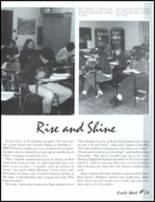 1995 Danville High School Yearbook Page 32 & 33