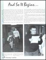 1995 Danville High School Yearbook Page 34 & 35