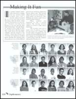 1995 Danville High School Yearbook Page 120 & 121