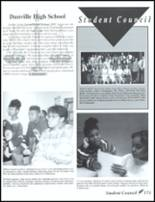 1995 Danville High School Yearbook Page 174 & 175