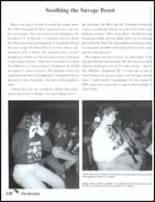 1995 Danville High School Yearbook Page 184 & 185